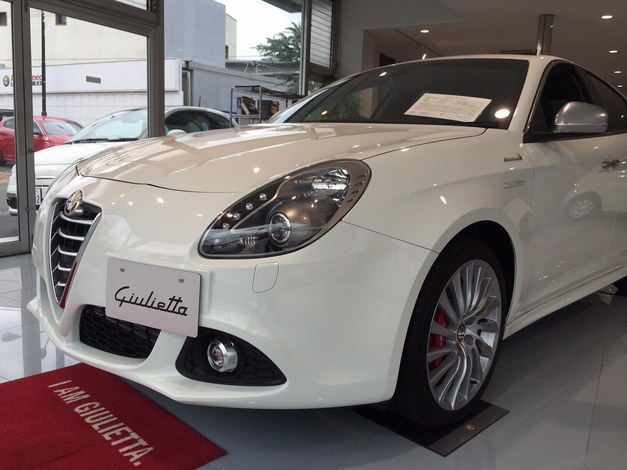 Giulietta Sportiva