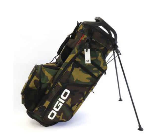 Jeep Ogio Golf Caddy Bag Camo