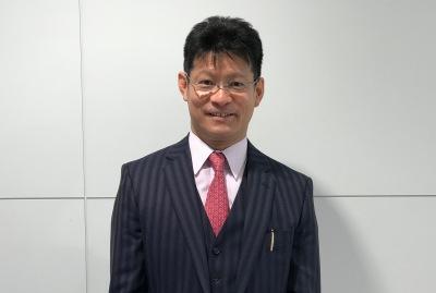 セールススタッフ 田中 啓明