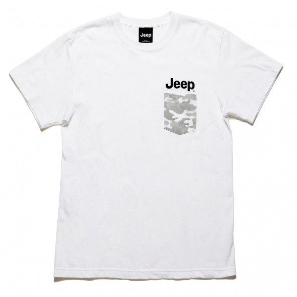 Jeep × Black by VANQUISH Pocket T-shirts