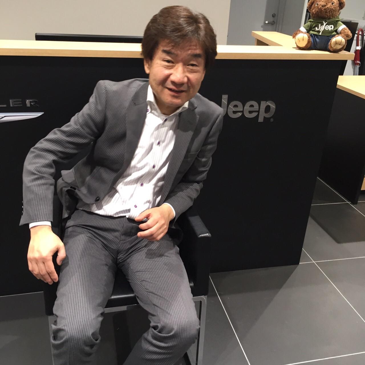 セールスマネージャー 桑原 秀晴