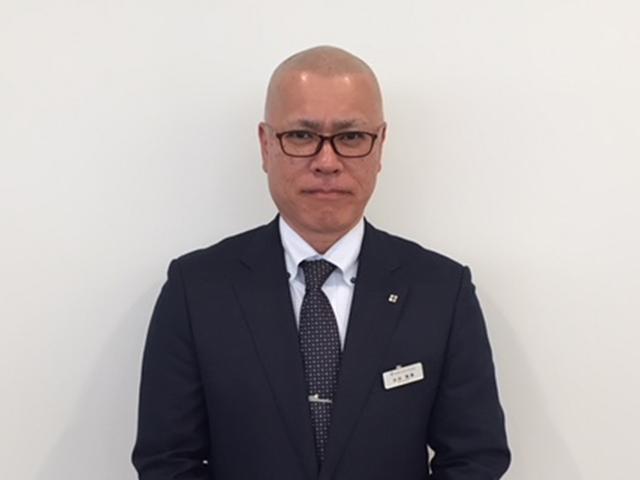 サービスフロント 米田 雅寛