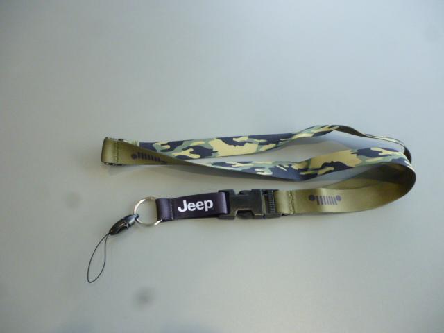 Jeep ネックストラップ