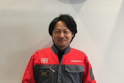 サービスマネージャー 鈴木 渉