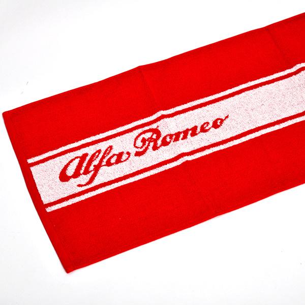 Alfa Romeo スポーツタオル