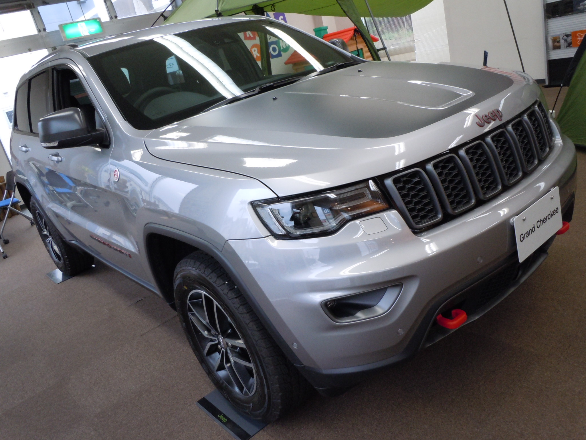 Jeep® Grand Cherokee Trailhawk!!