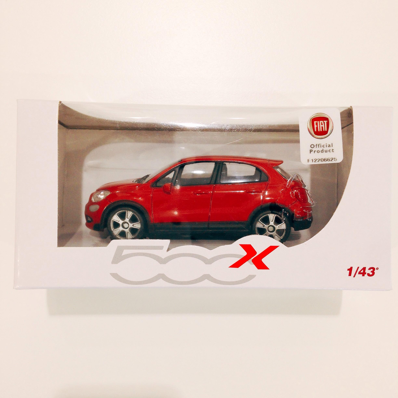 1/43 FIAT 500X