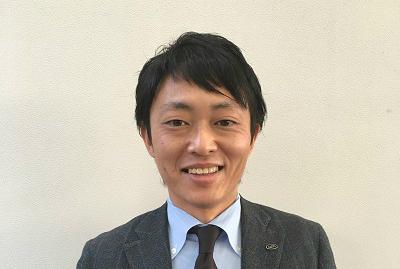 セールススタッフ 前田 宏樹