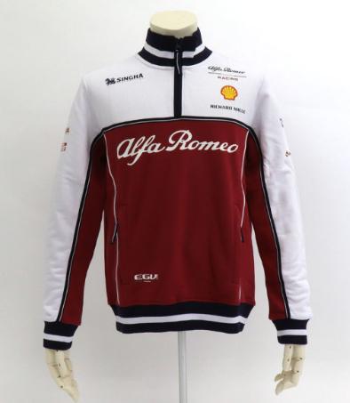 Alfa Romeo Racing テクニカルスエット