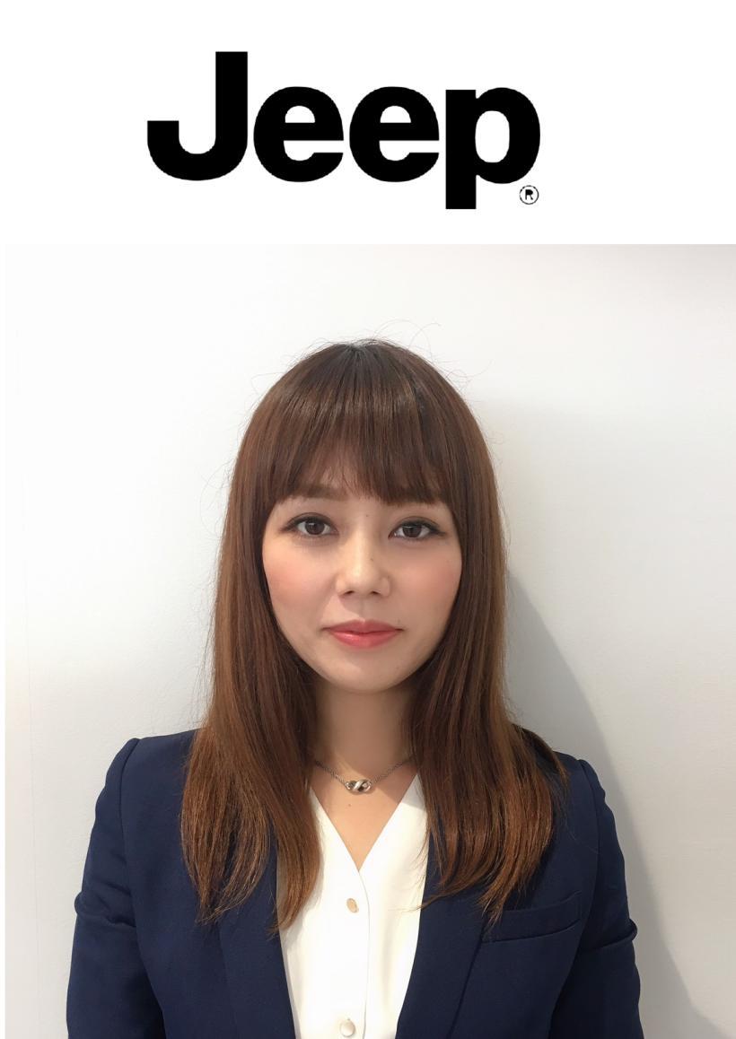 セールスマネージャー 山田 真梨子