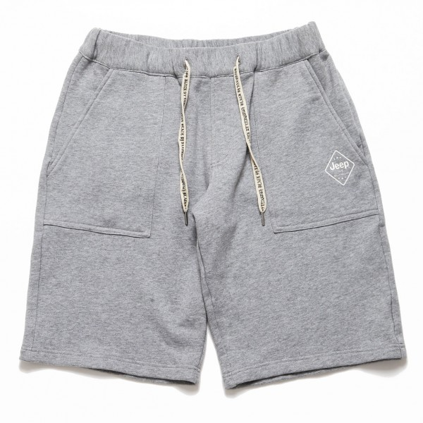 Jeep® × Black by VANQUISH Sweat Shorts