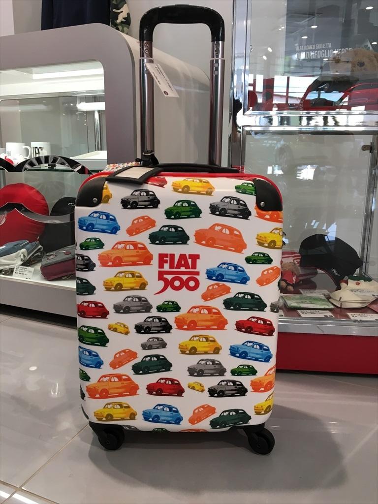 FIAT 500キャリーケース