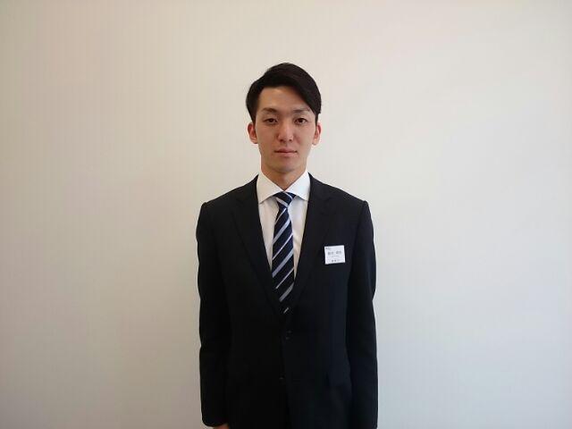 セールススタッフ 鈴木 章浩