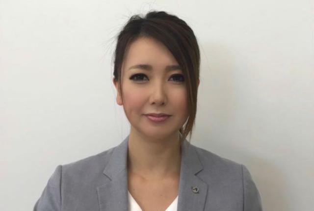 ショールームアテンダント 石川 智香子