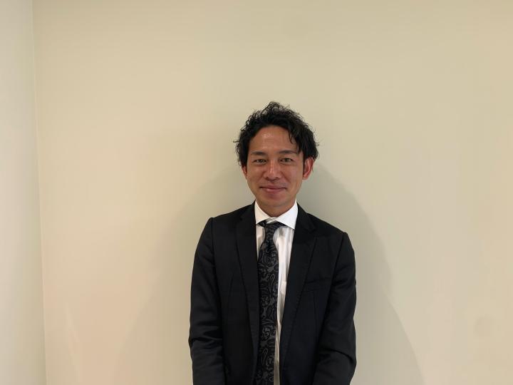 セールススタッフ 金子 聡