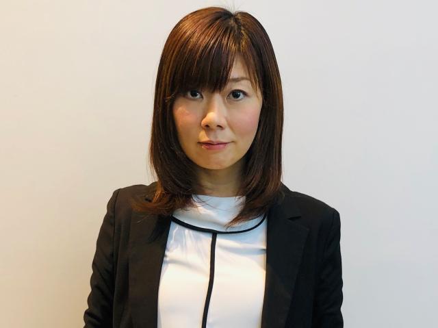 セールススタッフ 佐藤 優子