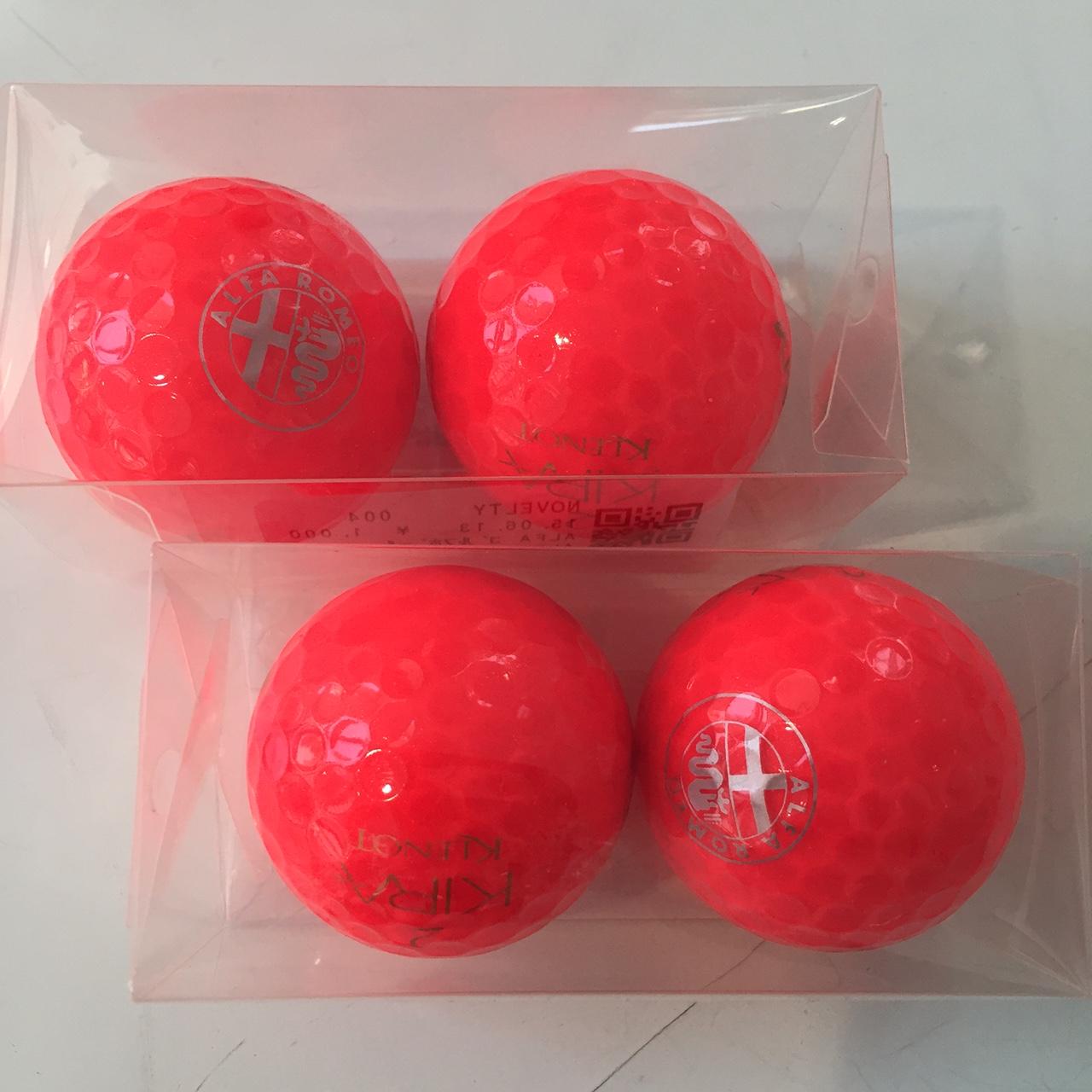 Alfa Romeo ゴルフボール