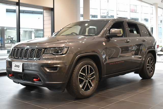 Grand Cherokee Trailhawk(2020年4月18日発売)