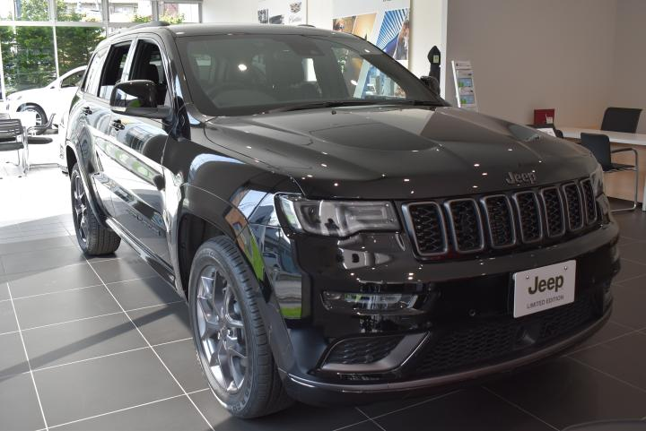 Grand Cherokee S-Limited