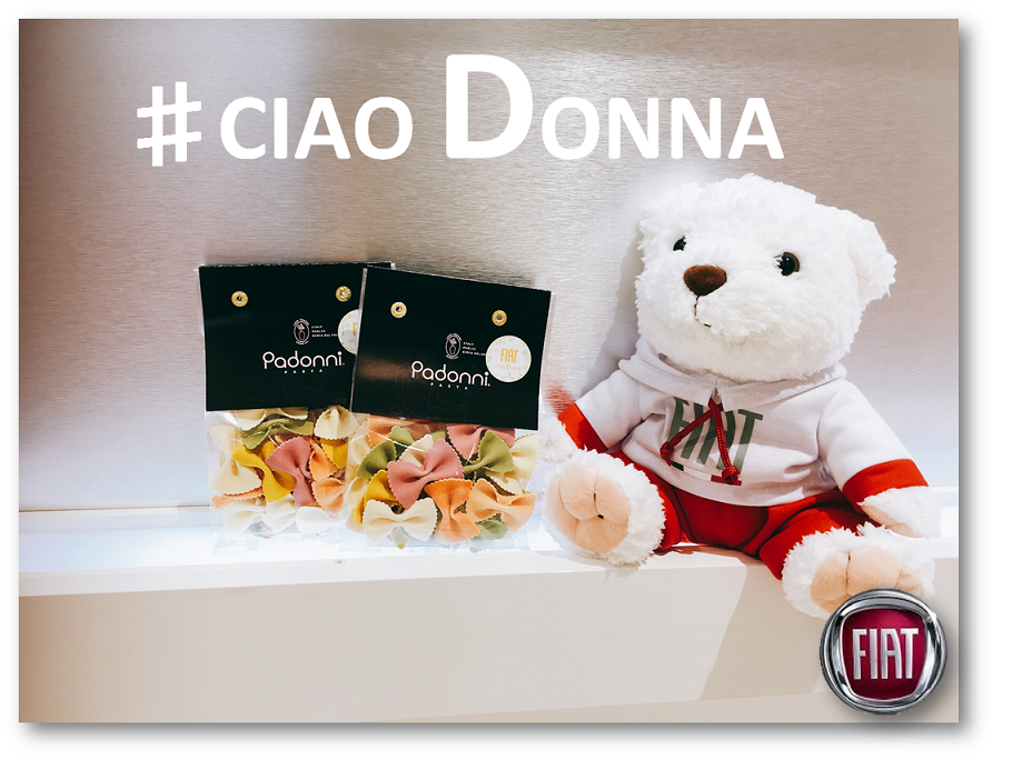 #CIAO DONNA