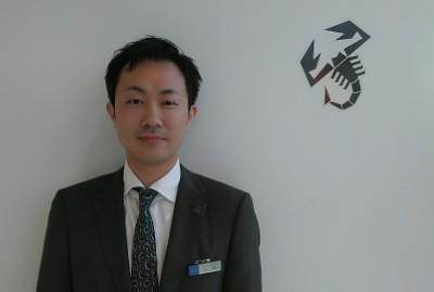 セールススタッフ 小村 惠一郎