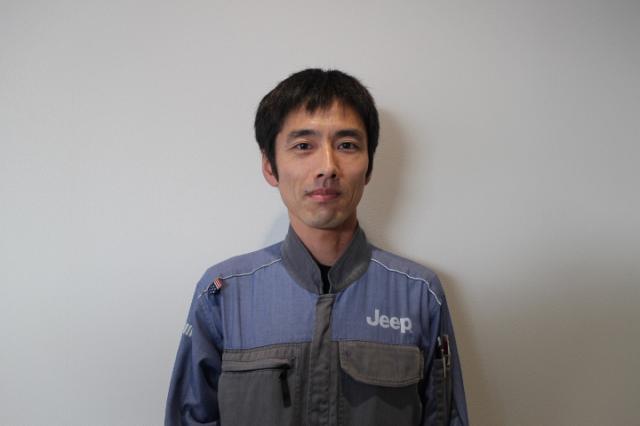 サービスマネージャー 長里 隆司
