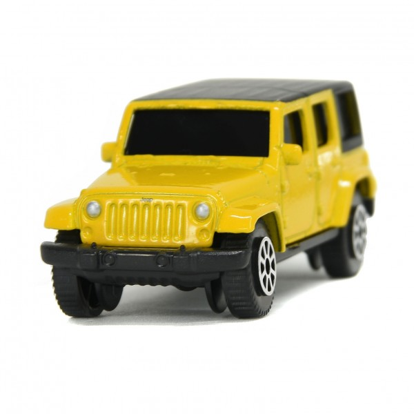 Jeep® Wrangler Unlimited 3inch Maisto