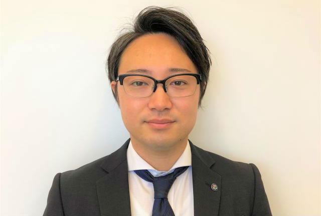 セールススタッフ 坂本 祐太