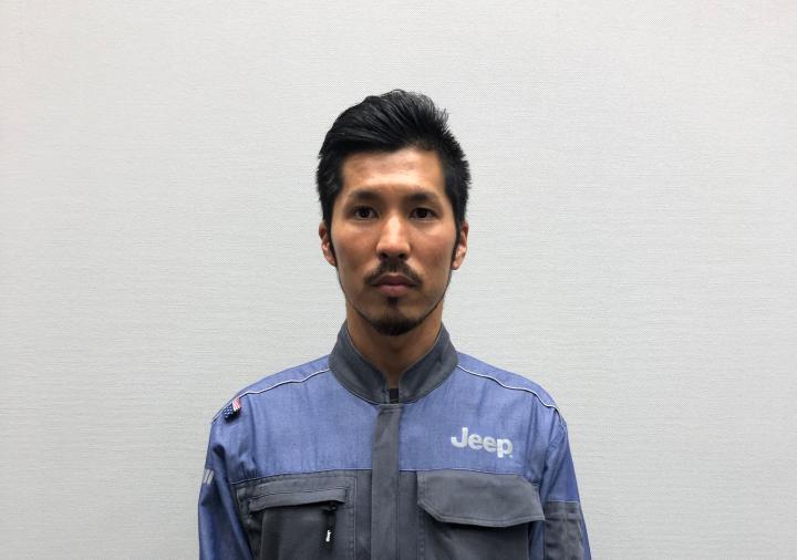 テクニシャン 高橋 篤史