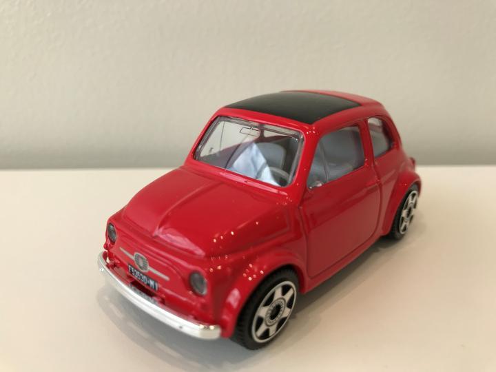 FIAT 1/43 NUOVA500