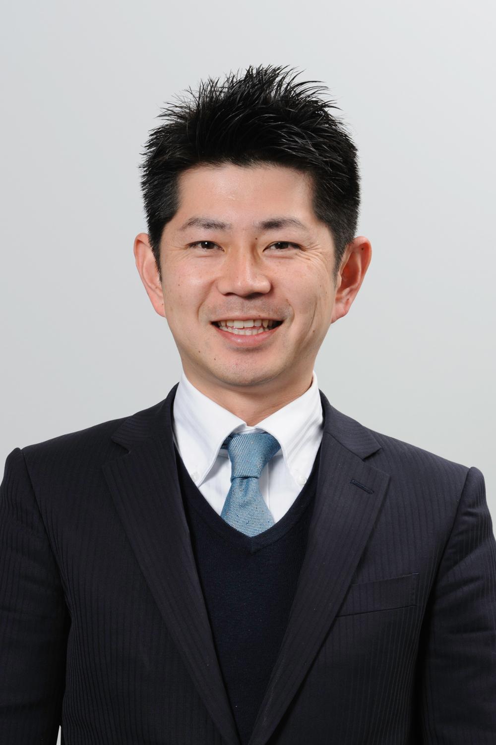セールススタッフ 五十嵐 智史