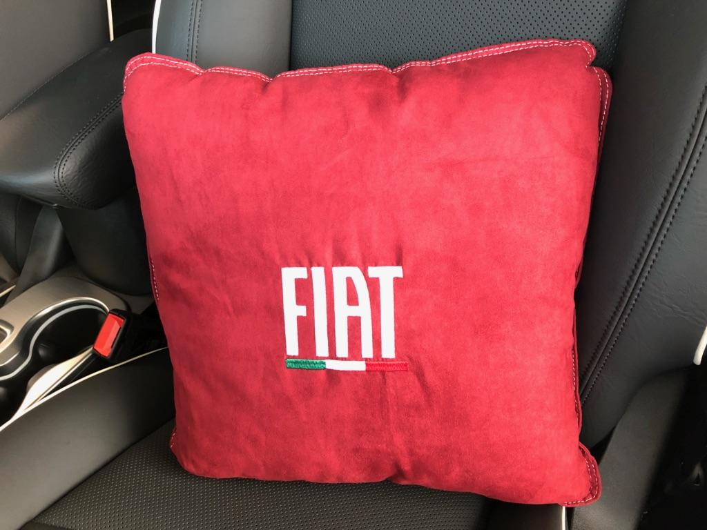 FIAT NEWクッション