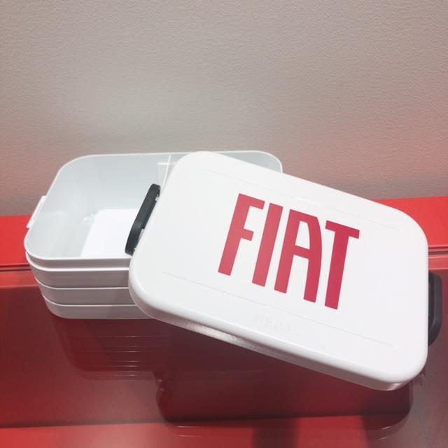 FIAT LUNCH BOX