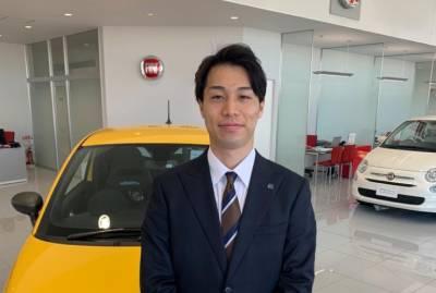 セールススタッフ 遠藤 隆明