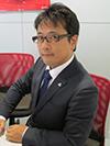 チーフセールス 渡邉 聡