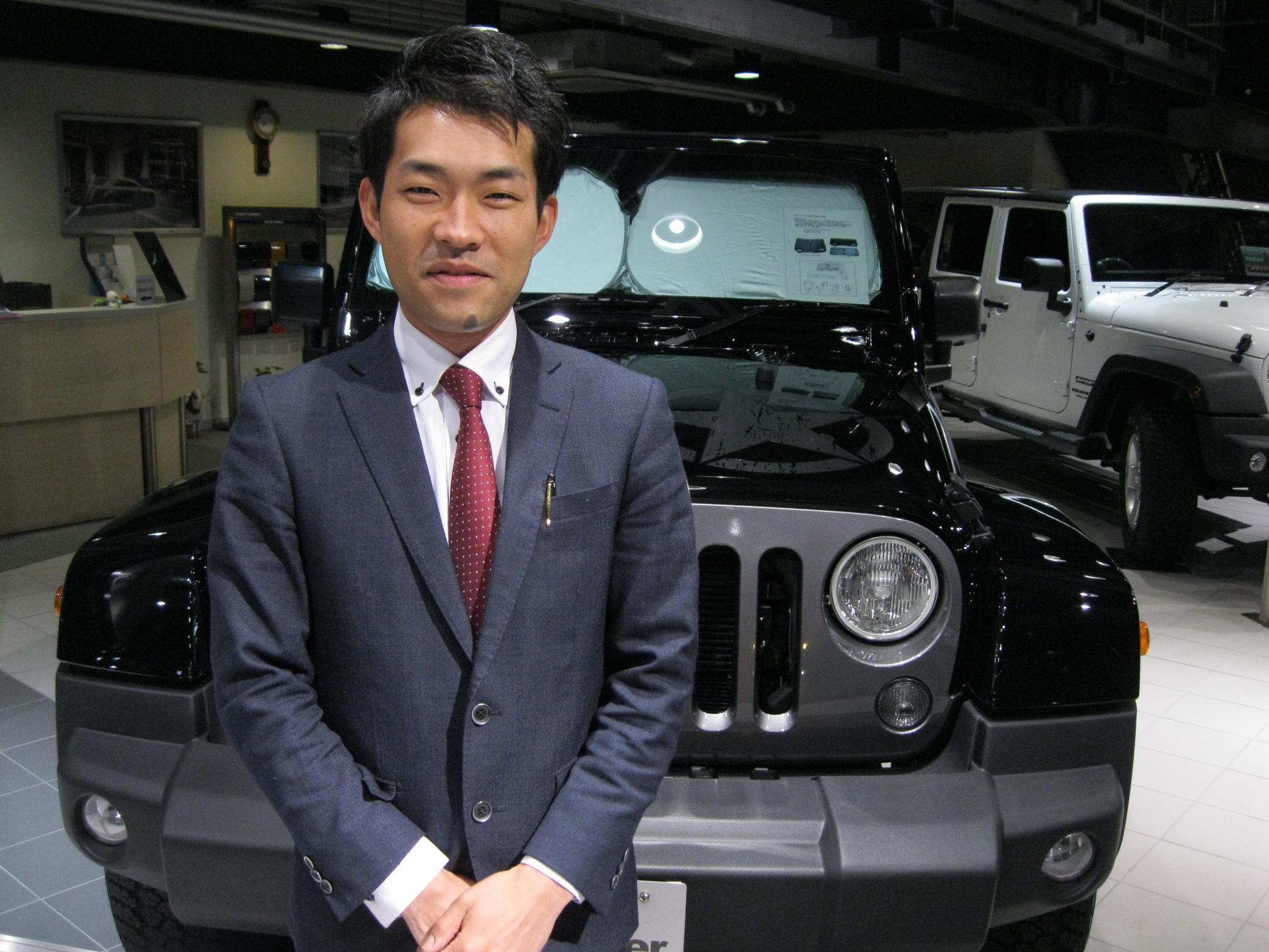 セールスマネージャー 清宮 大輔