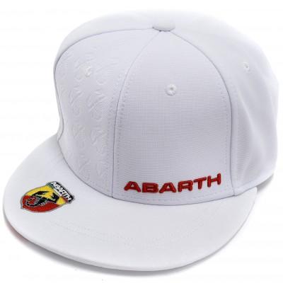ABARTH フラットバイザーキャップ