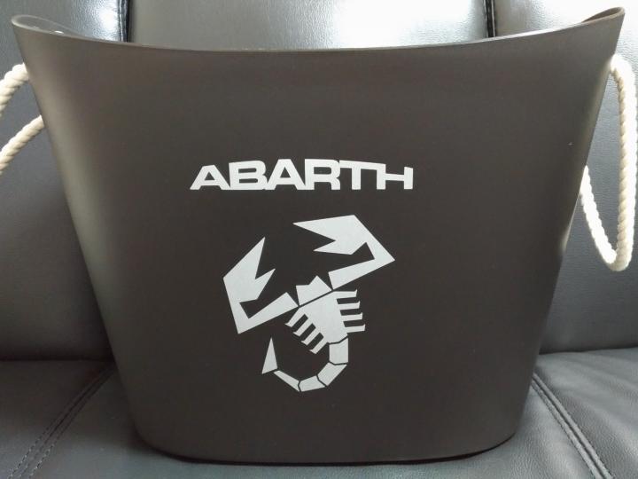 アバルト バスケット