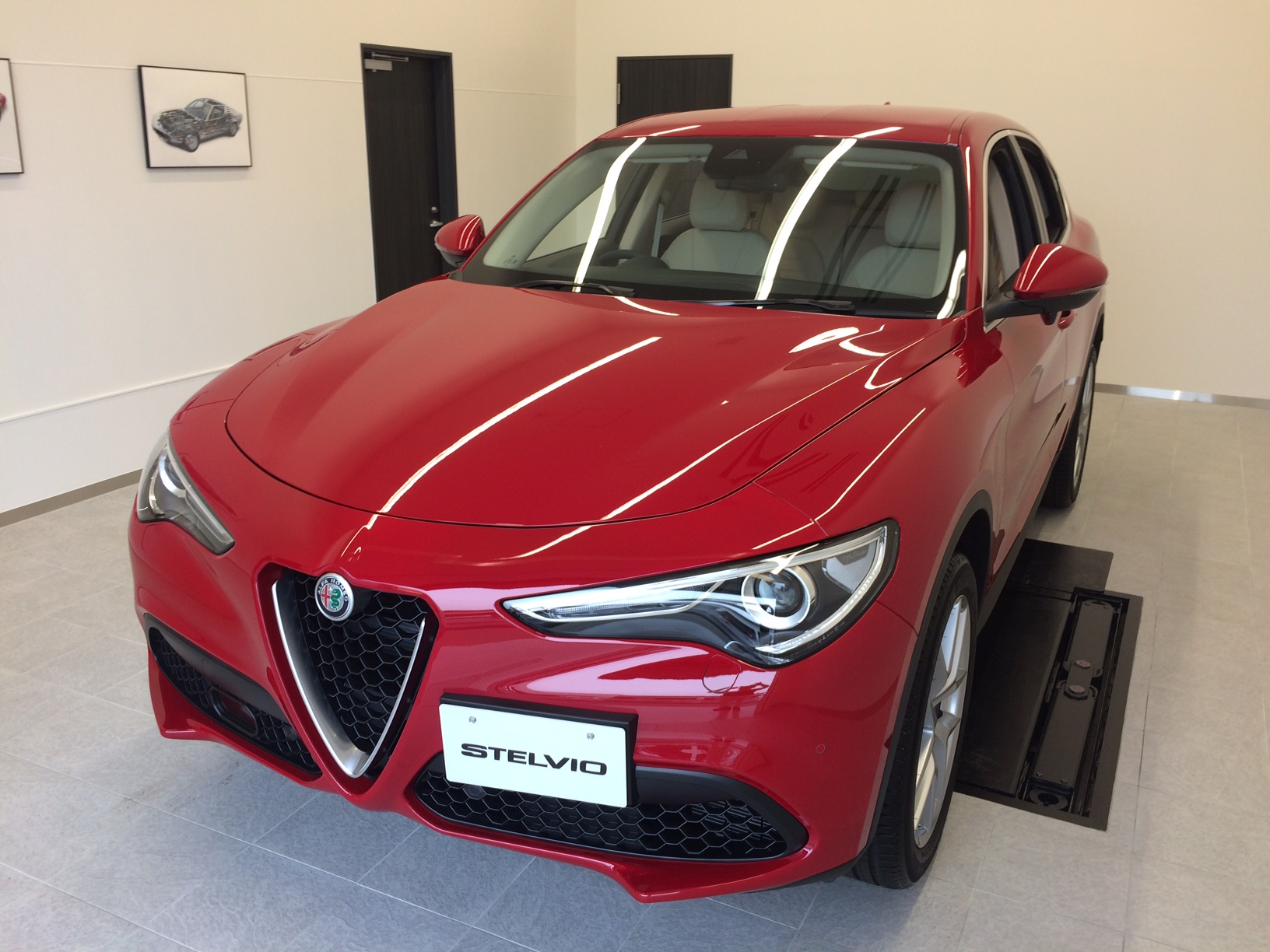 STELVIO 2.0 TURBO Q4 FIRST EDITION