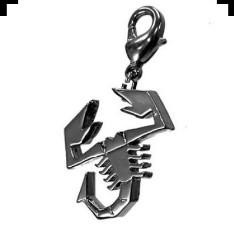 ABARTH スコーピオンマスコットチャーム/ブラック