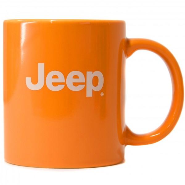 Jeep® マグカップ オレンジ