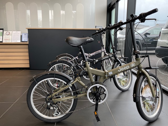 Jeep BICYCLES 20インチ