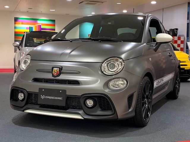 ABARTH 595 Competizione Performance PackageIII