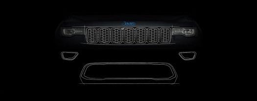 全国限定合計160台★《 Jeep® Grand Cherokee Upland 》が登場します!