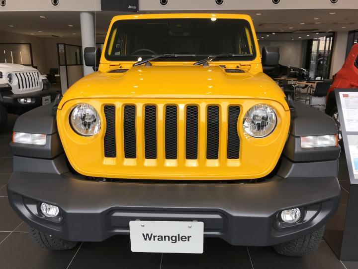 Wrangler(JL) Unlimited Sport