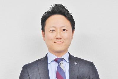 セールスマネージャー 宮内 富吉