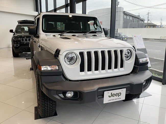 Wrangler(JL) Unlimited Freedom Edition