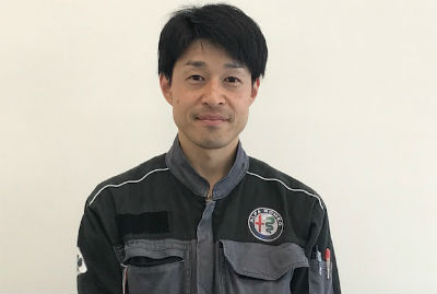 テクニシャン 山田 幸央