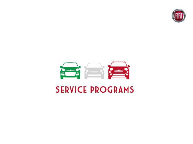 FIAT サービスプログラム