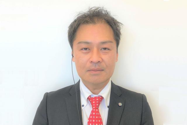 セールススタッフ 福田 光樹